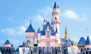 上海迪士尼乐园2日游